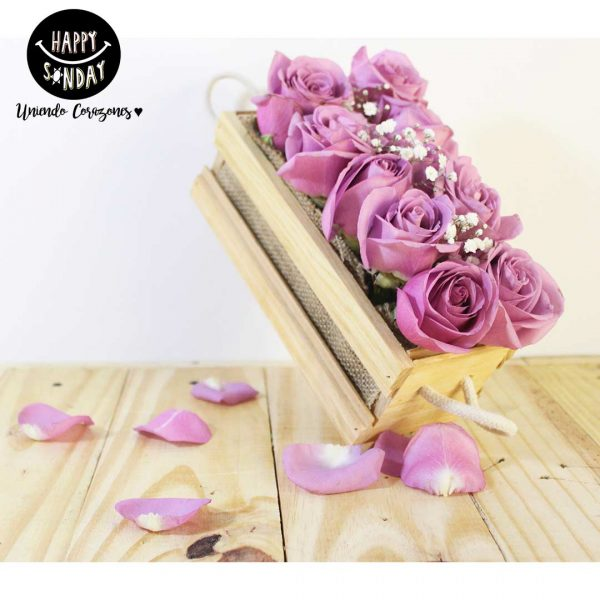 regalos con rosas