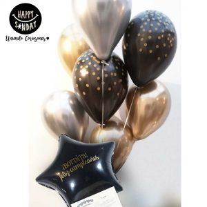 bouquet de globos para celebraciones